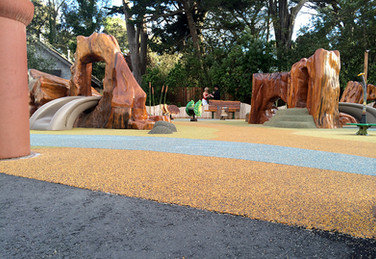 SAN FRANCISCO ZOO PLAYGROUND
