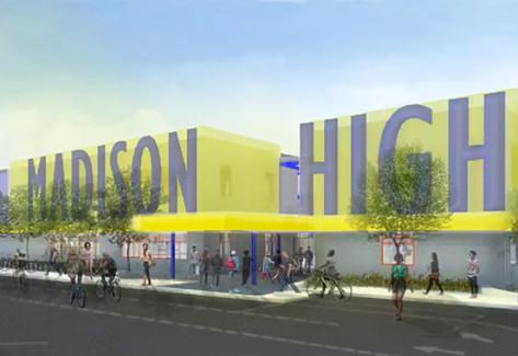 MADISON PARK HIGH