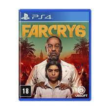 FarCry 6 - Ps4 Mídia Física