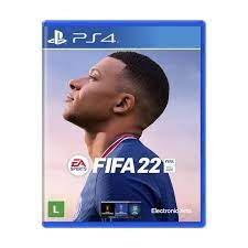 FIFA 22 - Ps4 Mídia Física