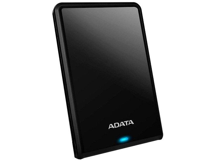 HD Externo 1TB ADATA AHV620S-1TU31-CBK - USB 3.1