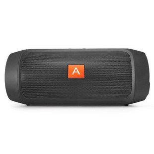 Caixa De Som Altomex Bluetooth Portátil Al006 Preto