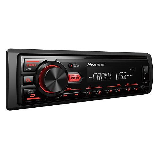 Som Automotivo Pioneer MP3 Player AM/FM USB Auxiliar MVH
