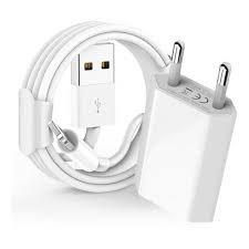 Carregador Iphone Fonte 10W e Cabo USB HMaston CB01