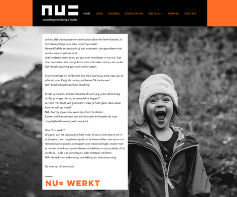 Website NU= coaching
