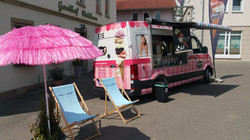 Eiswagen Awino Gelato in Ergezingen