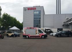 Bosch Familientag in Stuttgart