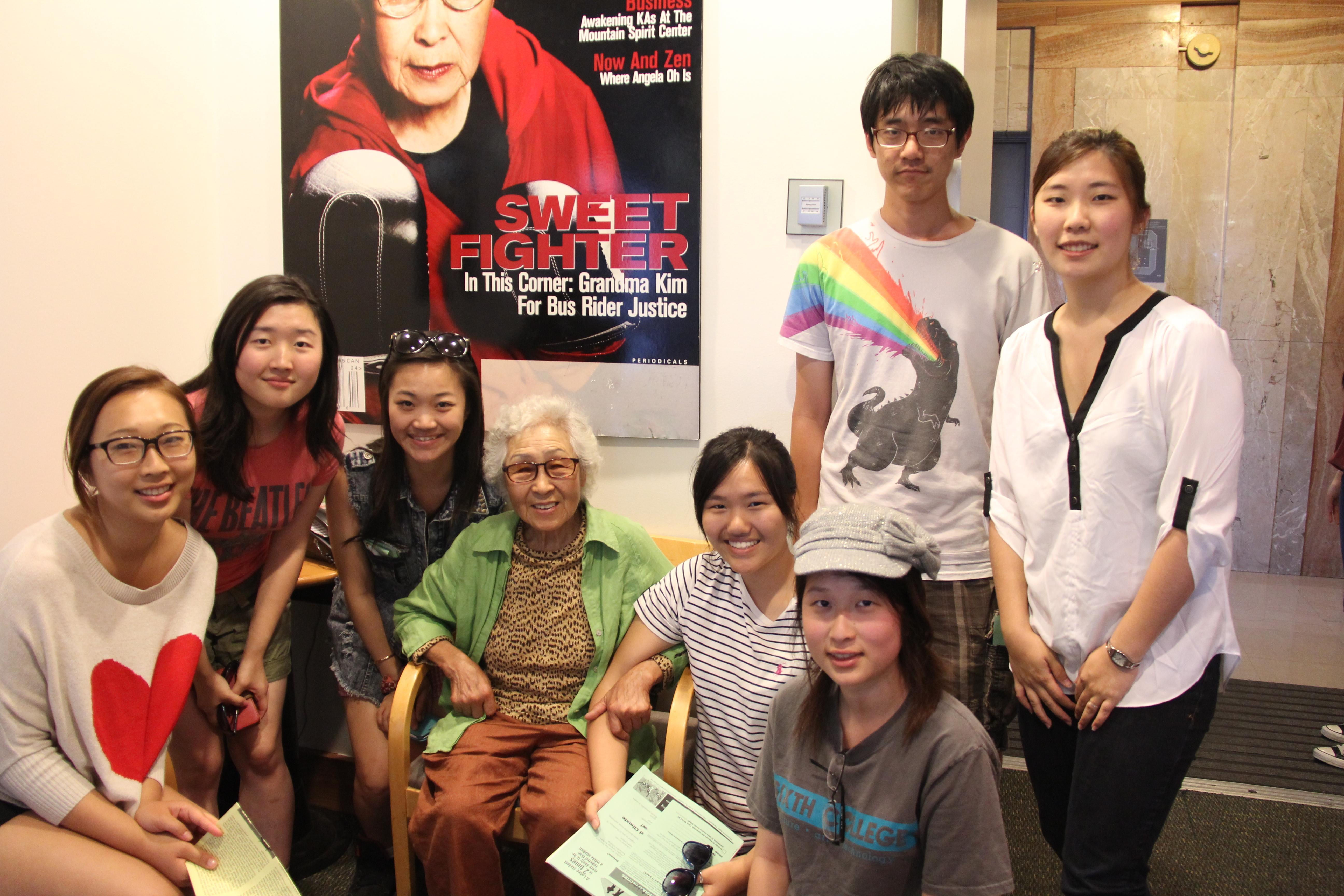 Grandma Kim w student pic 2013.JPG