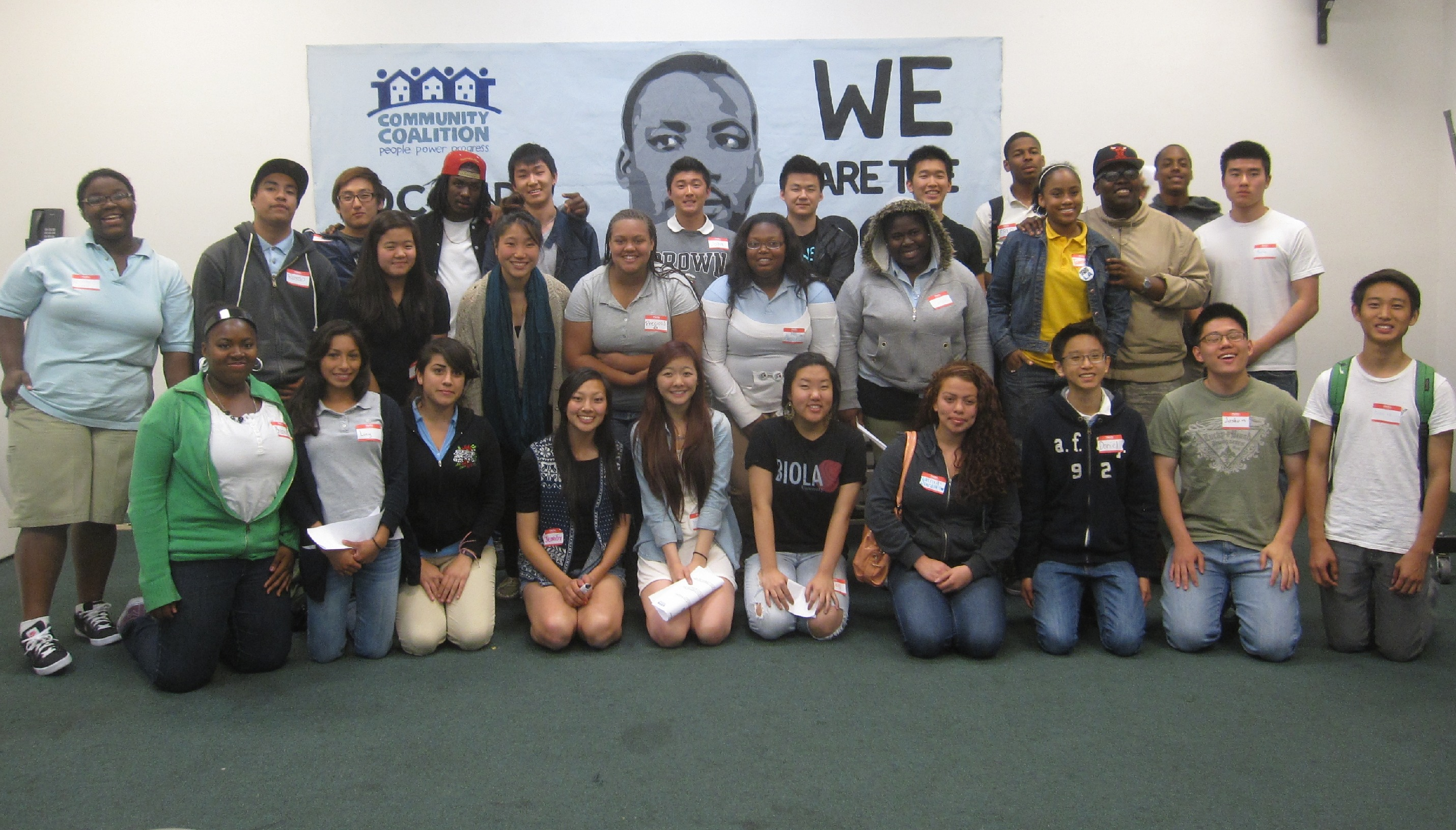 Saigu Youth Workshop Group Photo 4-18-12