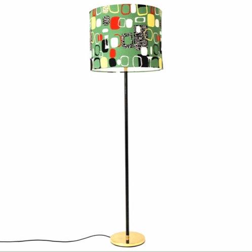 Stehlampe von J.T. Kalmar