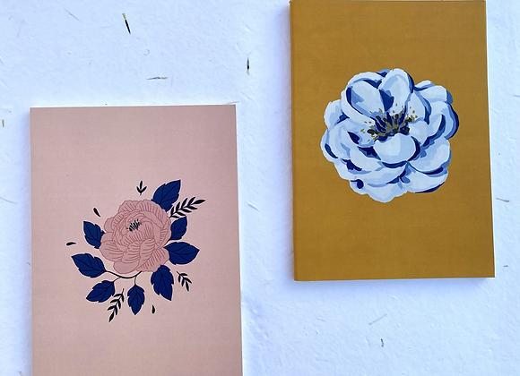 Set of 2 Art Journals