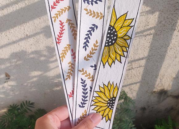 Seedpaper bookmark