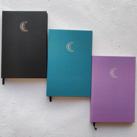 Moon Undated Planner