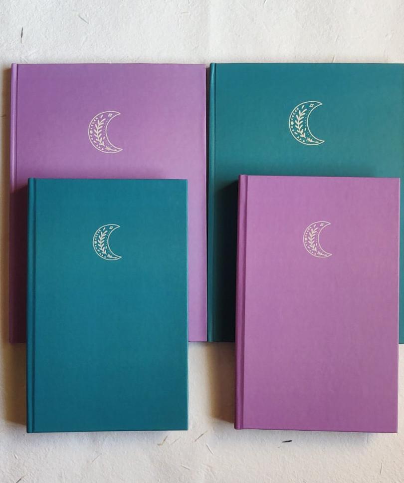 Moon Journal B5