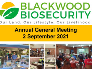 Annual General Meeting - Community Members are Invited