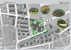 LKH Perchtoldsdorf Lageplan