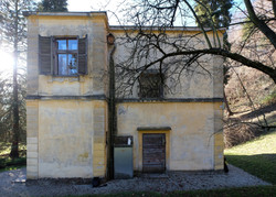 Schloß Fürberg Badehaus