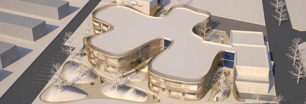 TSB Architekten Bergstrasse 12 workSpace Co - Working - Space Arbeitsplätze zu vermieten
