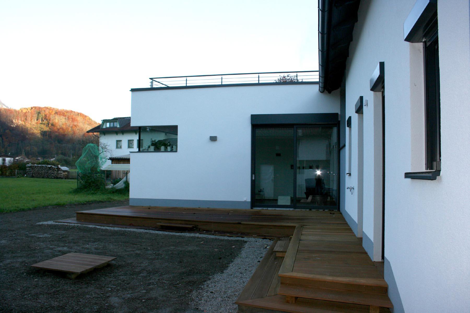 Wohnhaus Wiesenweg - Golling