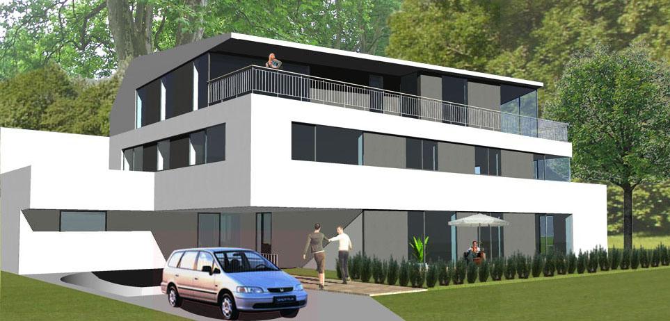 Wohnhausprojekt Riedenburg