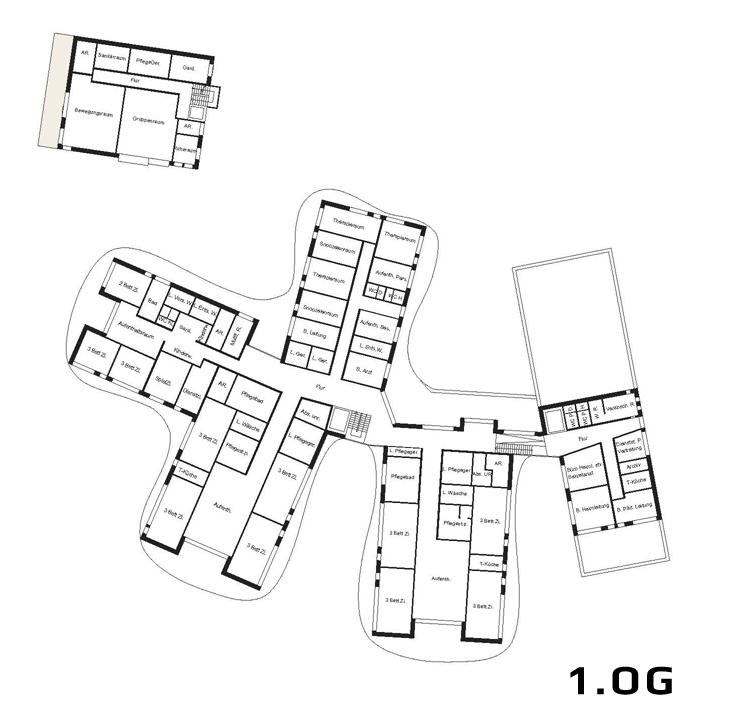 Landeskinderheim 1.OG