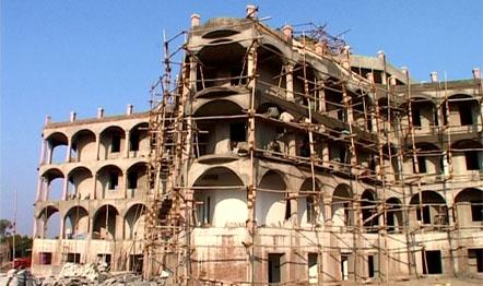 Austria Hospital in Indien