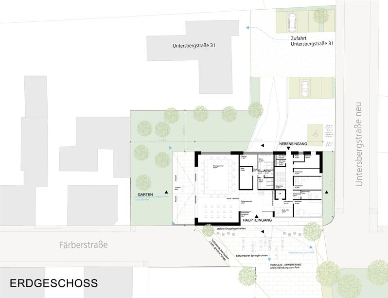 Wettbewerb Rathaus Oberndorf