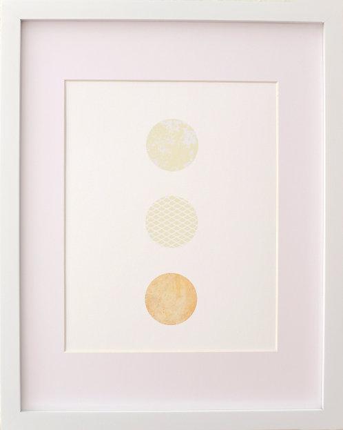3 Circles Print