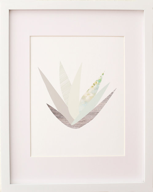 Aloe Print