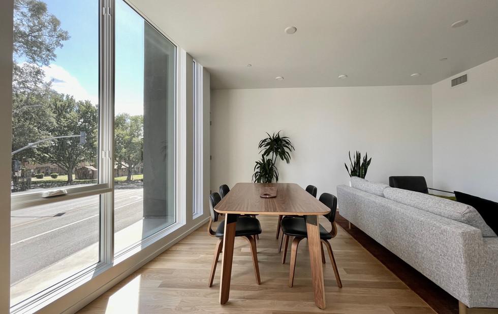 Upper Level 2 Bedroom / Dining