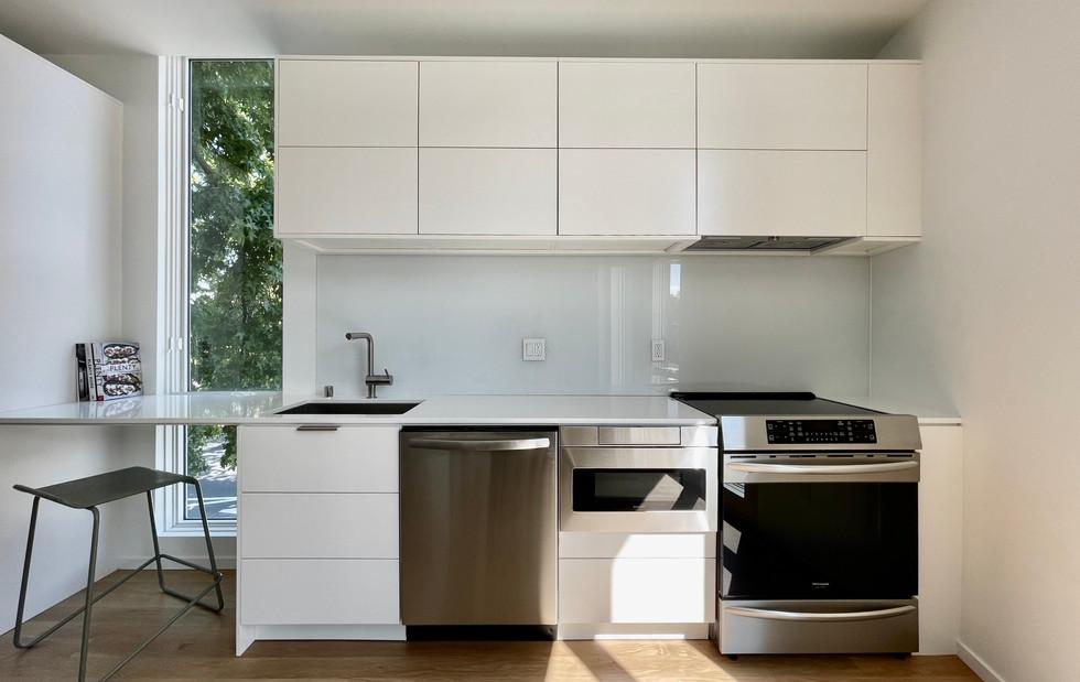 Upper Level 2 Bedroom / Kitchen