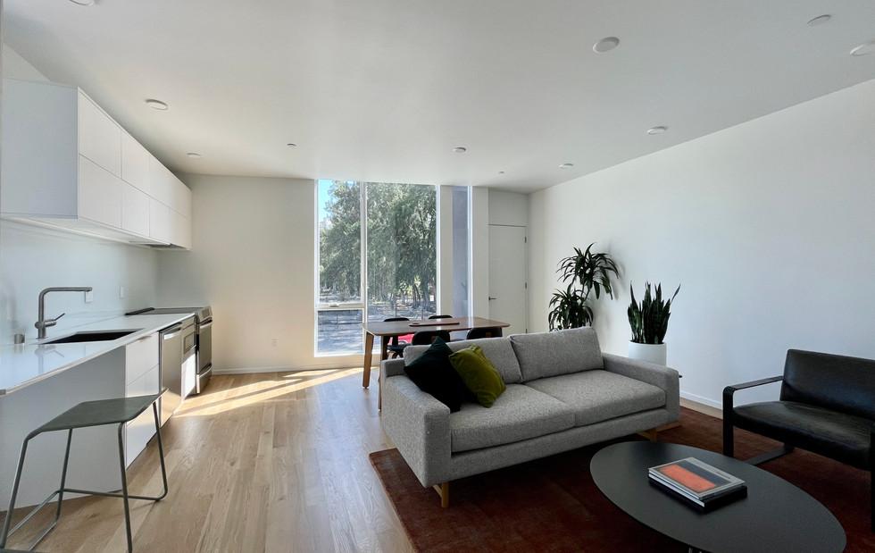 Upper Level 2 Bedroom / Living Area