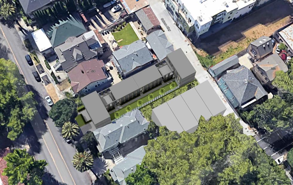 Rendering-Aerial-5S-Modern-house-design-new-construction-sacramento.jpg