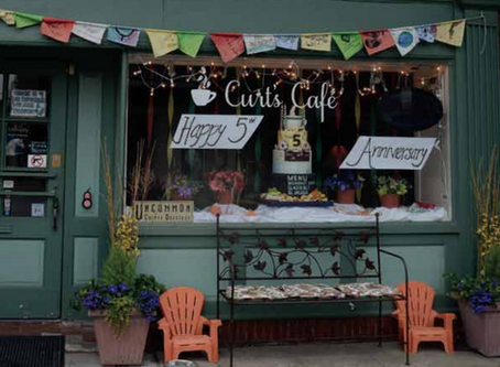 Thank you from Curt's Cafe!