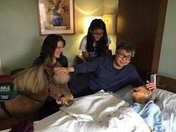 Soul Horse Ranch - mini horse in hospita