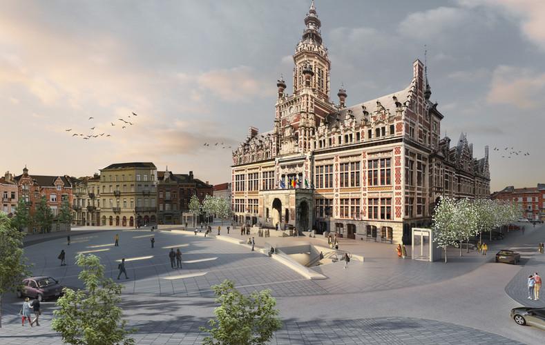 Métro de Bruxelles Nord - Stations