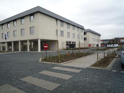 Centre de soins résidentiels Zilverlinde et centre de service Meander