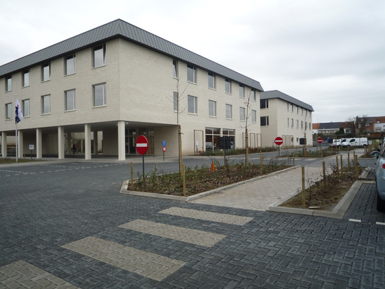 Residential Care Centre 'Zilverlinde' & Service Centre 'Meander'