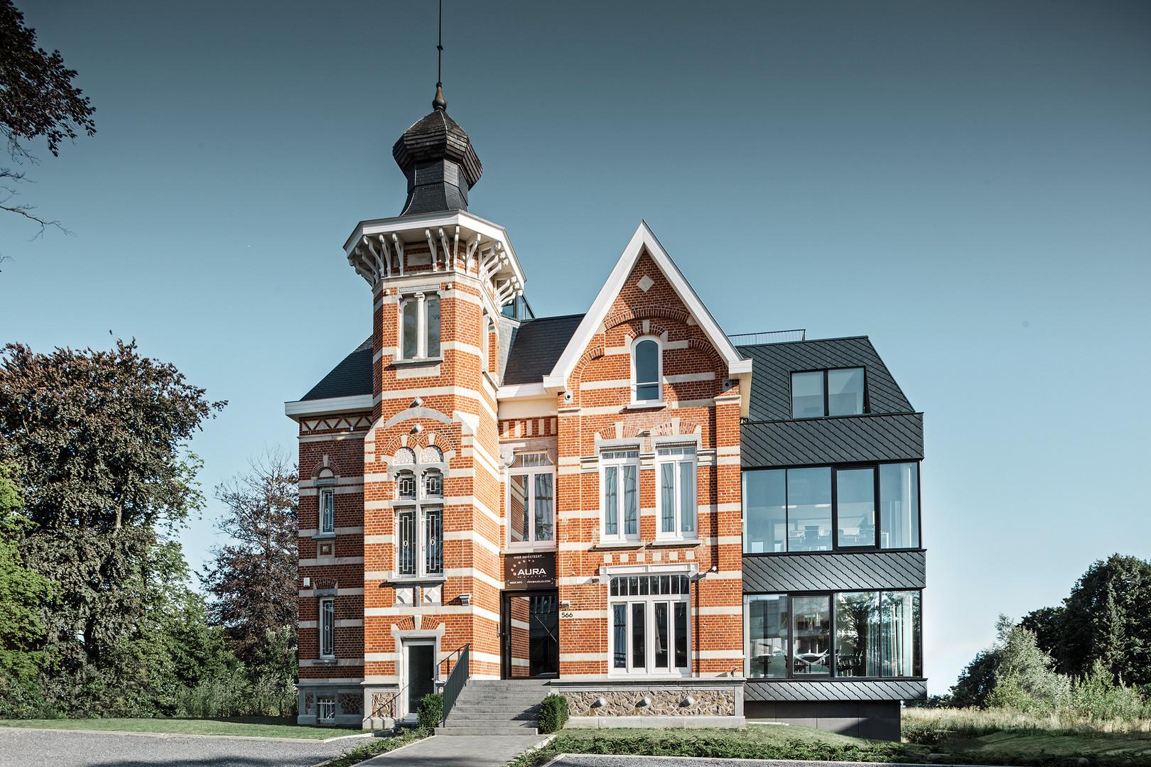 Petit Château (Heysel Business Parc)