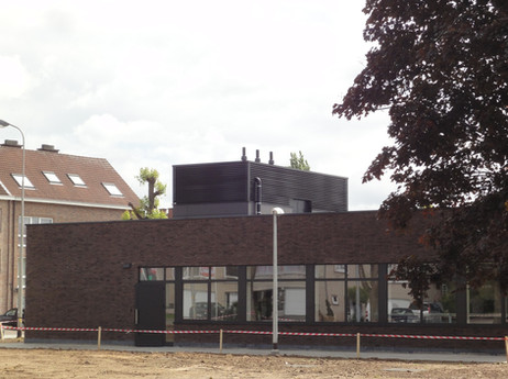 Champ de tir Strombeek-Bever