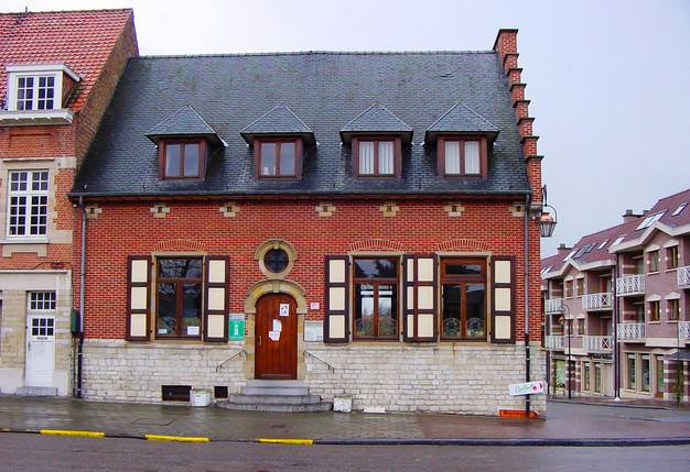 Old Town Hall of Grimbergen