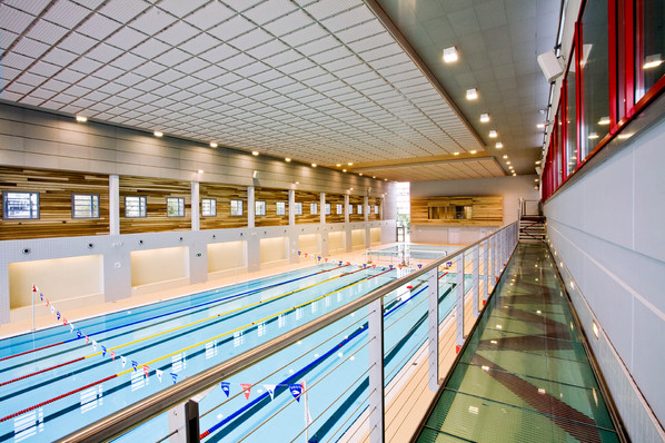 Municipal Swimming Pool Strombeek-Bever