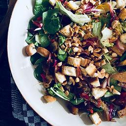 Luch Salade Paviljoen7 Antwerpen