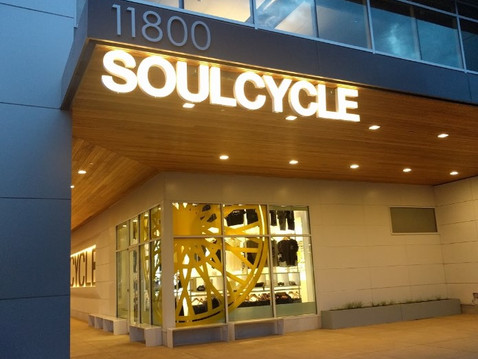 Soul Cycle | Frost Building