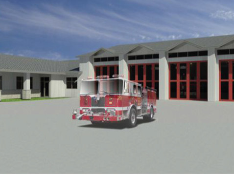Fire Station 101