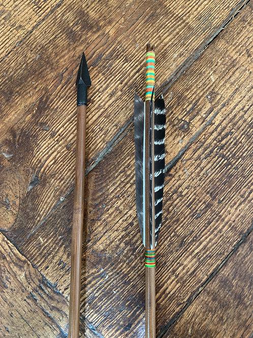 arrows (broad head tips)