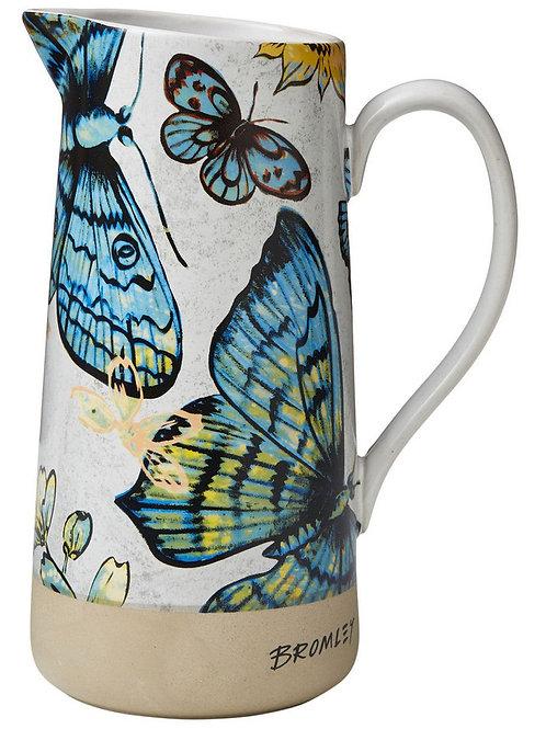 Butterflies - Large Jug