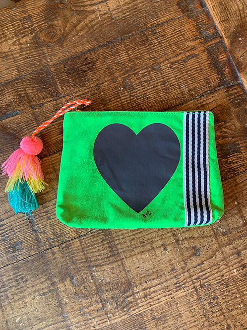 Heart Clutch - Hammill and Co