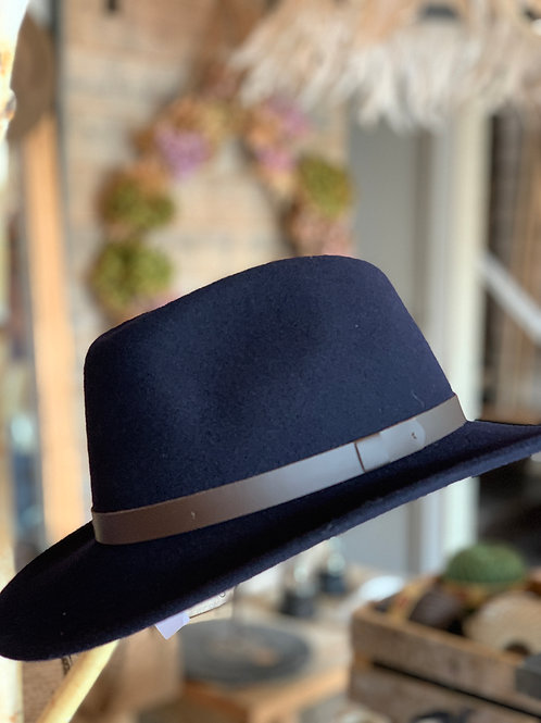 Classic - leather NAVY