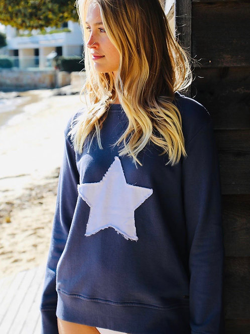 Bright Plaid Star - Old Navy